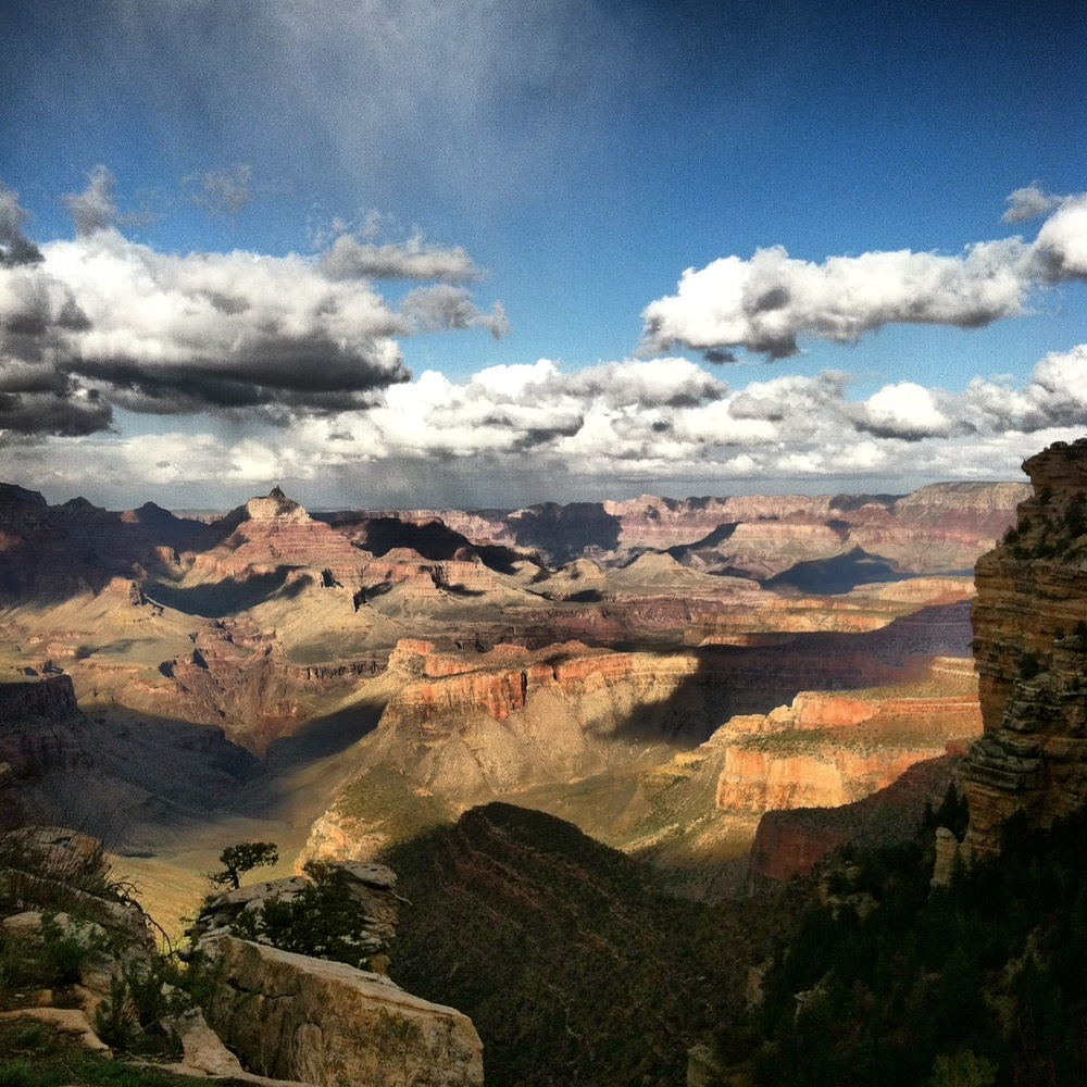 My favorite photo, Grand Canyon South Rim 2012