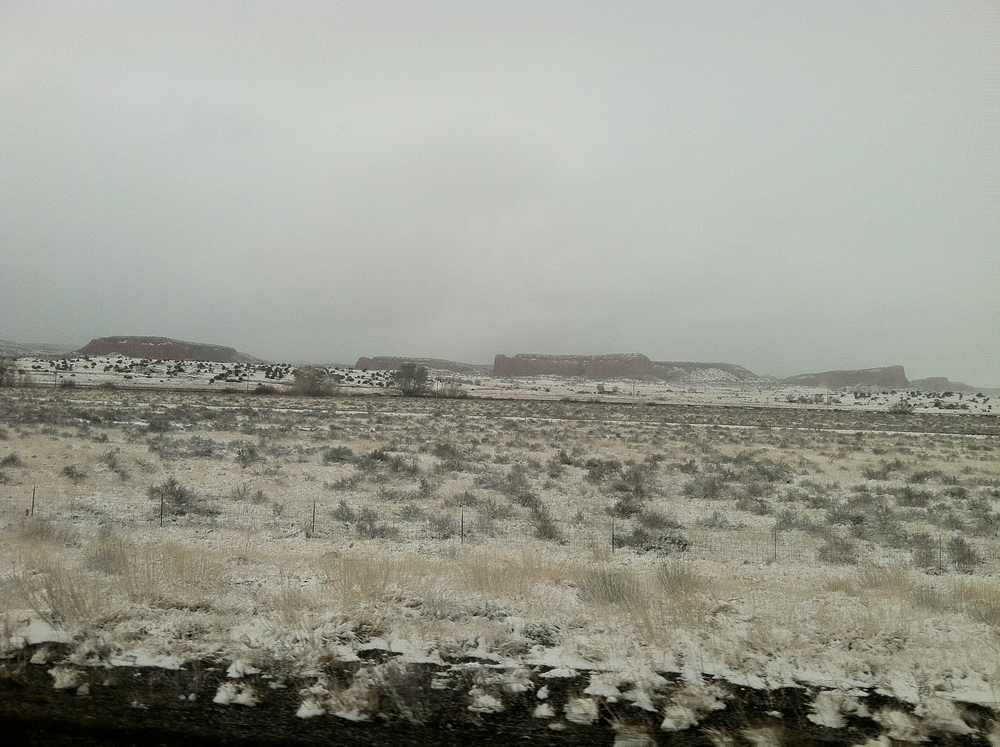 New Mexico Snow