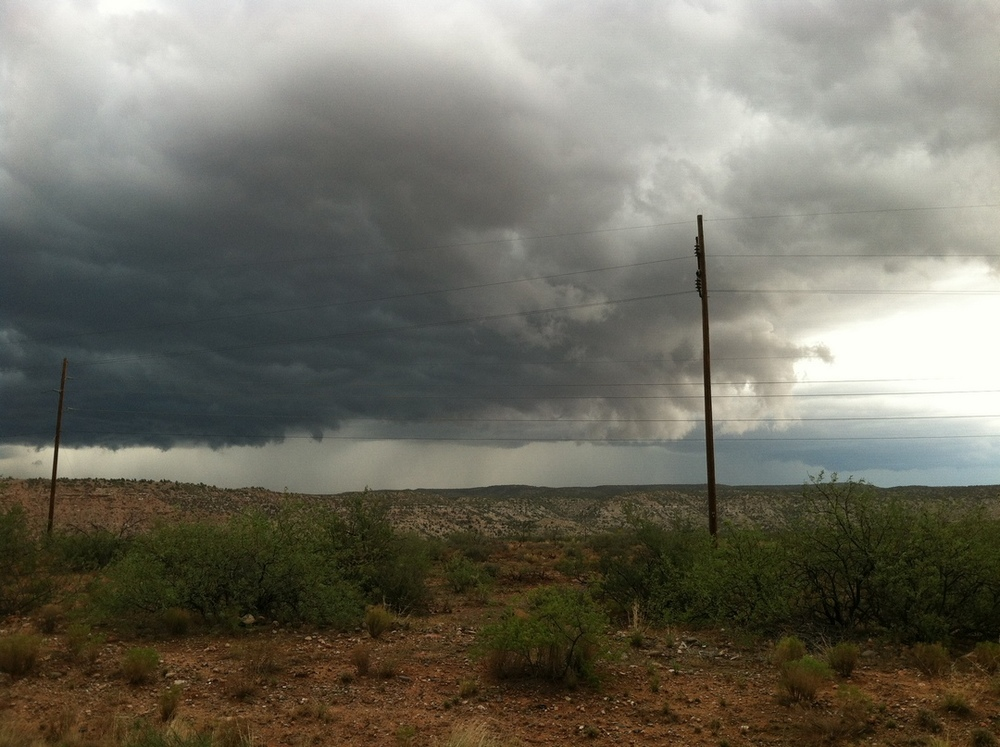 Monsoon Clouds