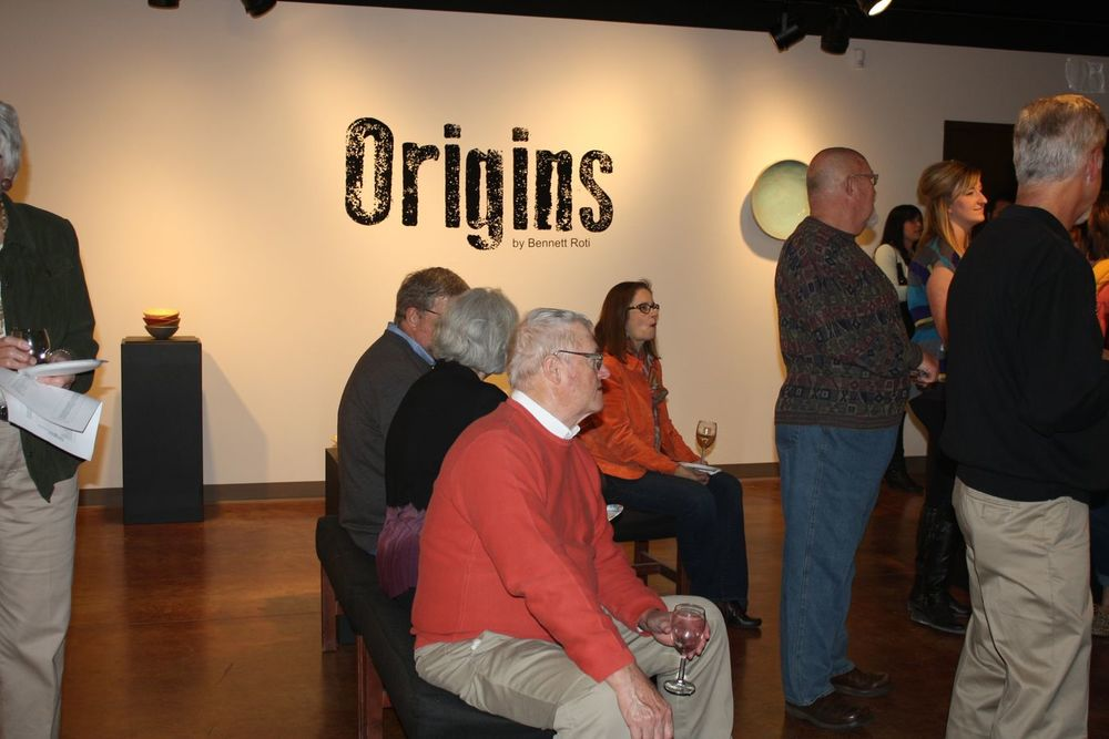 Origins Opening Night