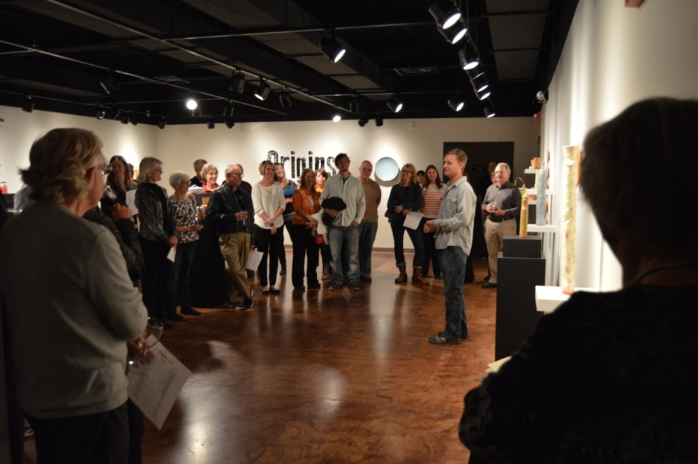 Origins 2014 Artist Talk