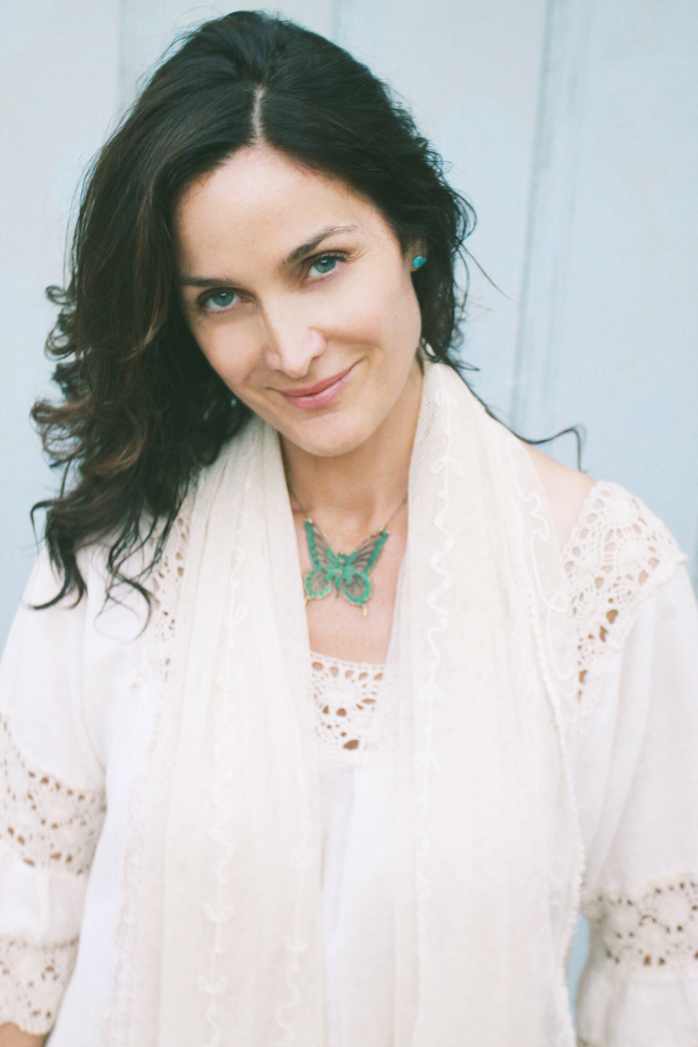 Carrie-Anne Moss. Photo by Denise Andrade-Kroon.