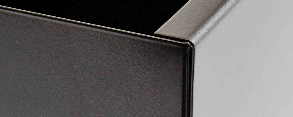 Ranch 16 Detail Pewter Powder Coated Aluminum