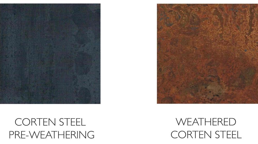 Corten Steel | Planterworx
