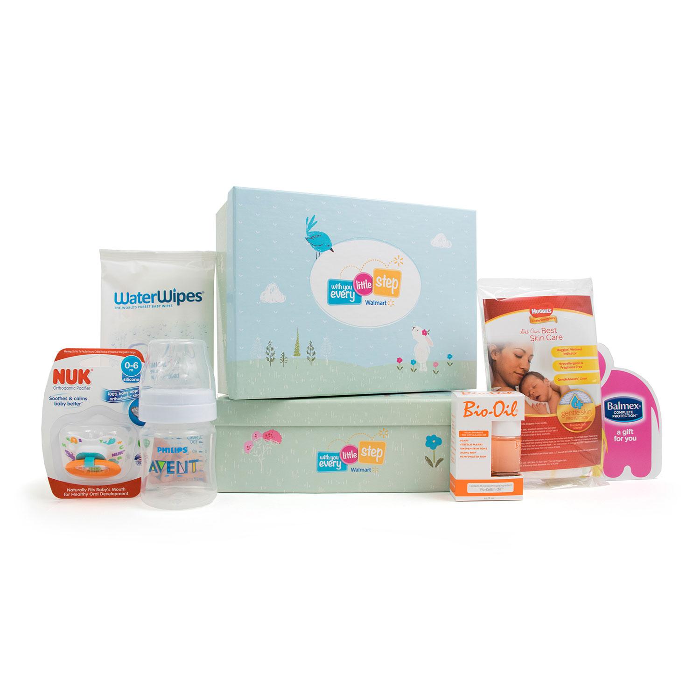 Walmart Baby Box Brandshare