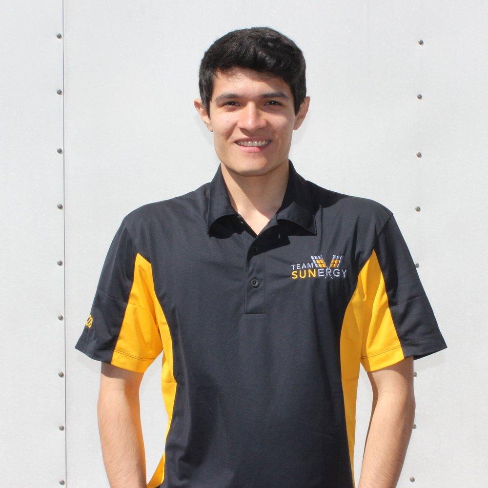 Cristian Gulisano - Asst. Electrical Director