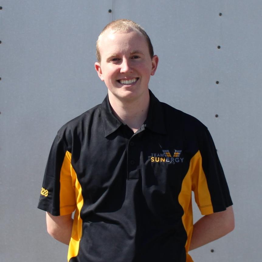 Andy Smetana - Website Development Manager