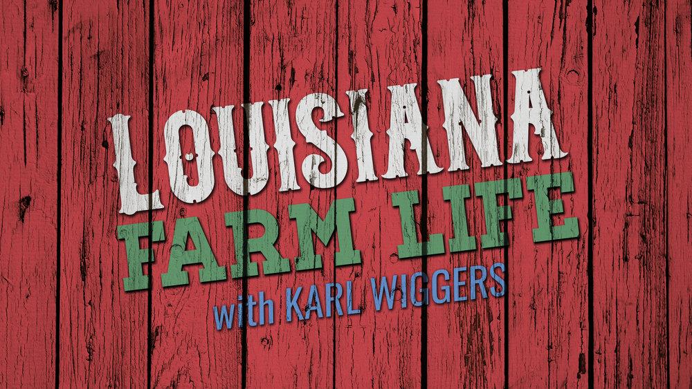 Louisiana Farm Life with Karl Wiggers (2016)
