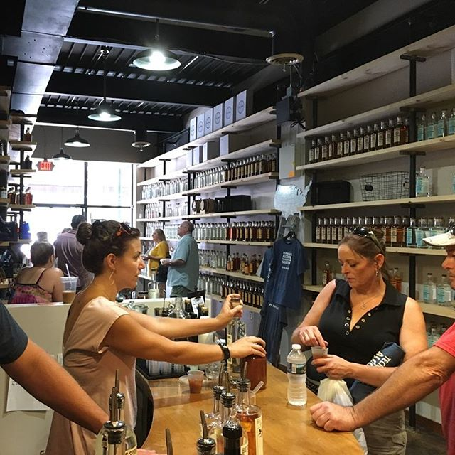 You can now buy Big Spring Spirits products @Pennsylvania libations in the strip district in Pittsburgh! #pennsylvanialibations #stripdistrict #spirits #whiskey #lifedistilled