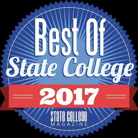It's that time of year again!  Vote for all of your local favorites - hopefully that includes us!  http://www.statecollegemagazine.com/bestofstatecollege #bestcocktail #bestoverthirtybar #bestbartender #bestbloodymary