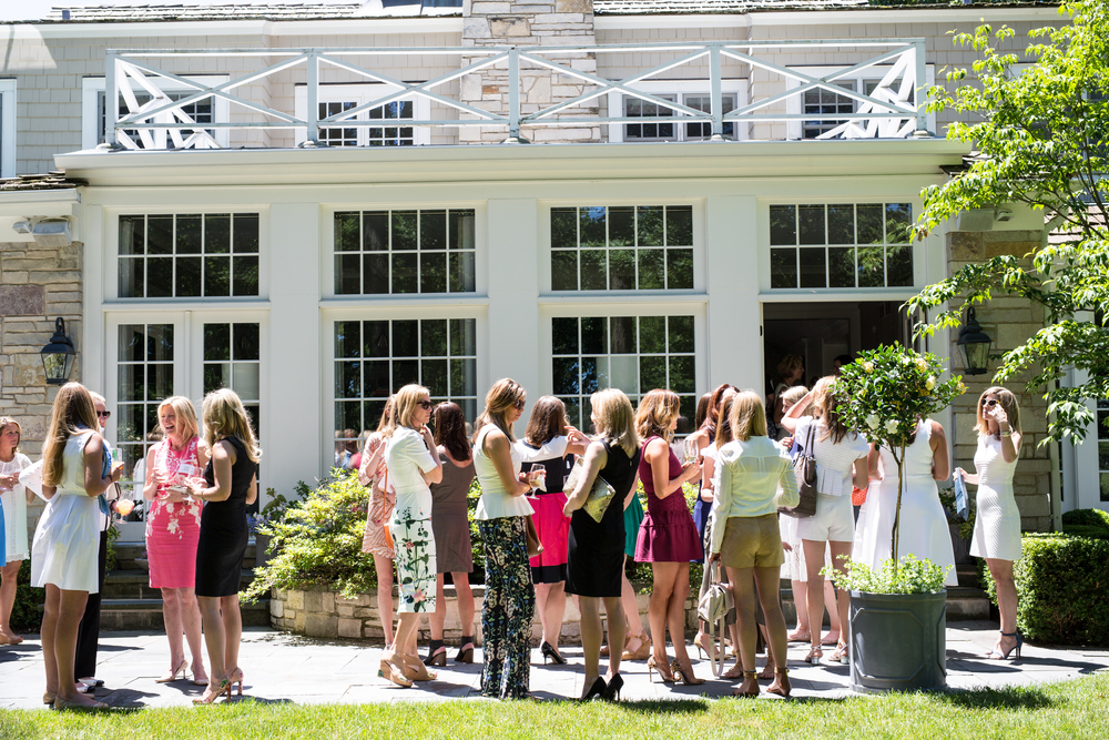 We held a Model Luncheon on June 21, 2016 where our models had the opportunity to meet and greet one another before the Show.  It was a beautiful day and a delicious lunch!  Thank you Caroline Burns and Jennifer Keenan for hosting the event.