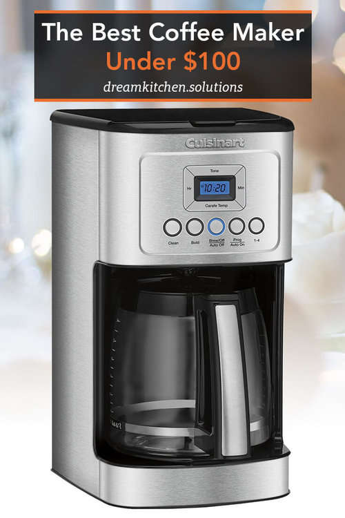 Best Coffee Maker Under 100 Buyers Guide And Reviews
