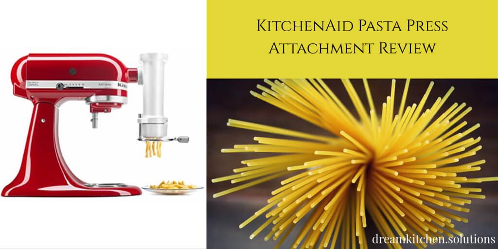 KitchenAid KSMPEXTA Pasta Press Attachment Review