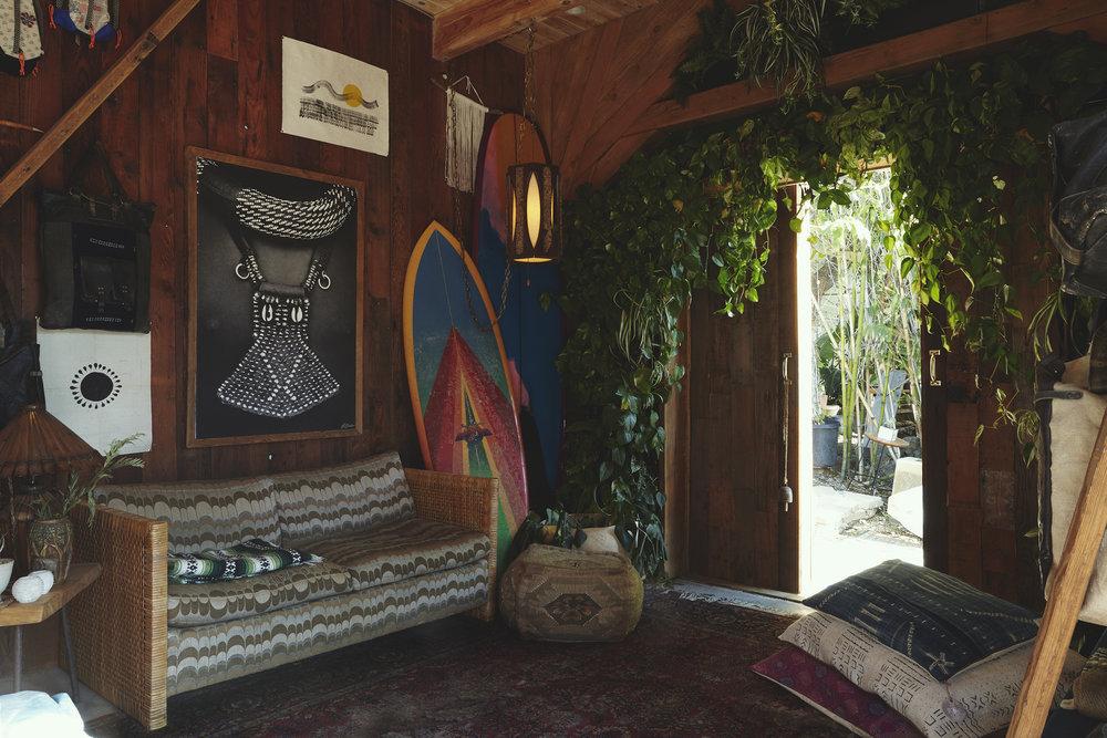 Jobi's boutique, Sefari in Malibu