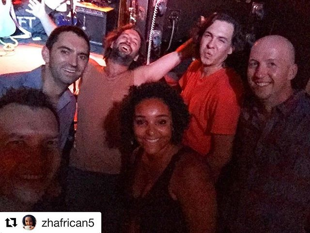 Always a blast up in Traverse City! Thanks @zhafrican5 for capturing the shenanigans and cool @keithhallmusic for manning the drumkit.
