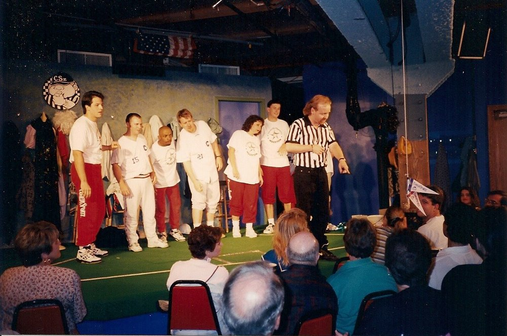 ComedySportz Houston at the 1995 Championship