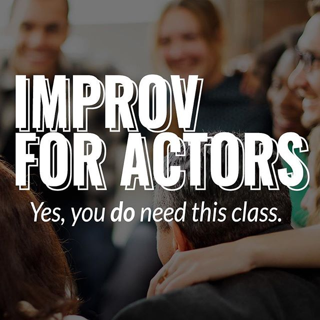 "🎭🎭 Are you an actor or improviser looking to add a little ""oomph"" to your performance? Are nerves getting the better of you in auditions? Improv can give you an edge like nothing else. Take a class with Brendon and sharpen up. Learn more or sign up at cszhouston.com/classes. 🎭🎭 . . #thingstodoinhouston #365houston #houston #actorlife #houstontheatre #houstonactor #acting #actingclasses"