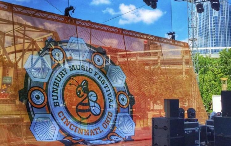 Images courtesy of Bunbury Music Festival, artists.