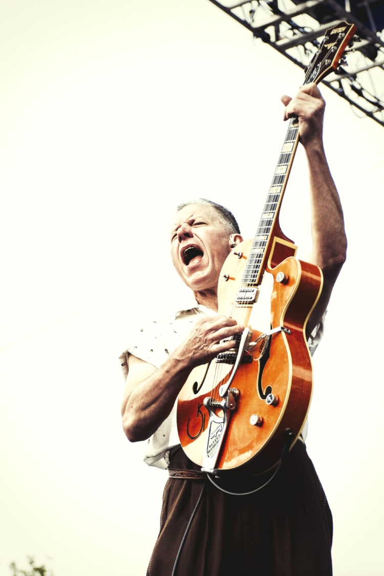 Reverend Horton Heat / Images: Kris Misevski Photography for In The Record Store.