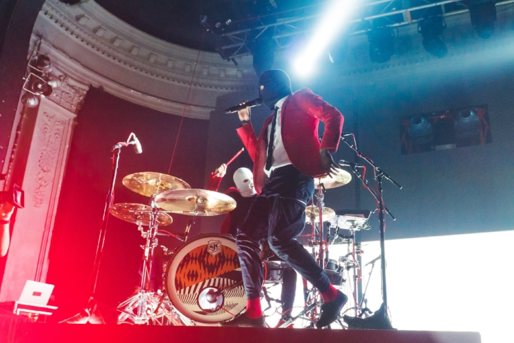 TWENTY ØNE PILØTS at The Newport (Images: Kyle Heaton).
