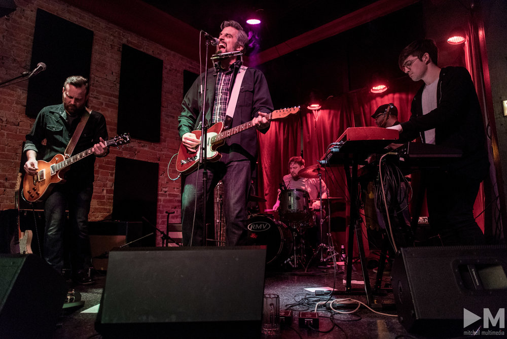Matt Monta & the Haymakers get emotional on its latest single. (Photo by Dan Mitchell)