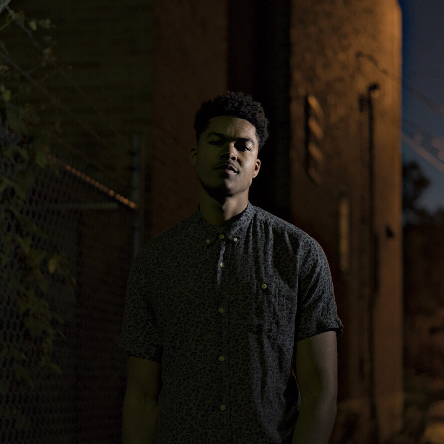 Freddy Ponder is an up-an-coming artist out of Columbus.