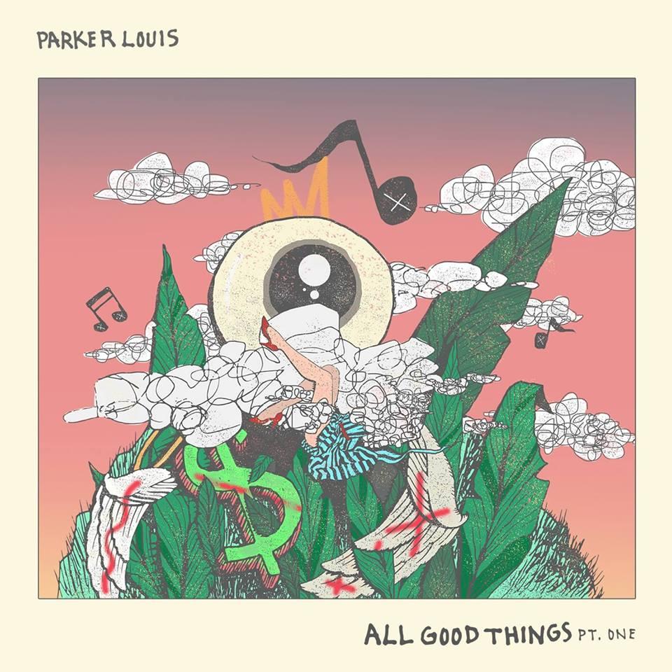 Album artwork for All Good Things, Pt. One. (Album artwork by Vada Azeem)