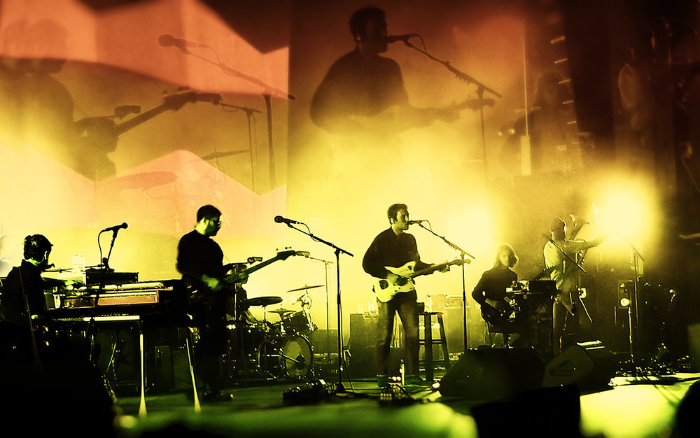 Fleet Foxes return to Columbus off of its latest release, Crack-up. (Photo by: Catherine Lindsay)