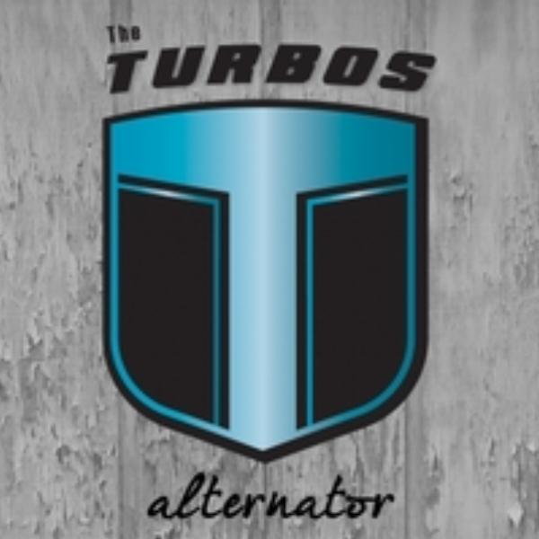 EP artwork for The Turbos' Alternator.