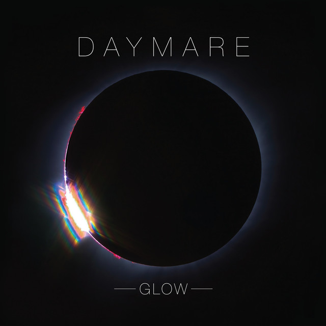 Artwork for DAYMARE's EP Glow. (Artwork courtesy of Spotify)