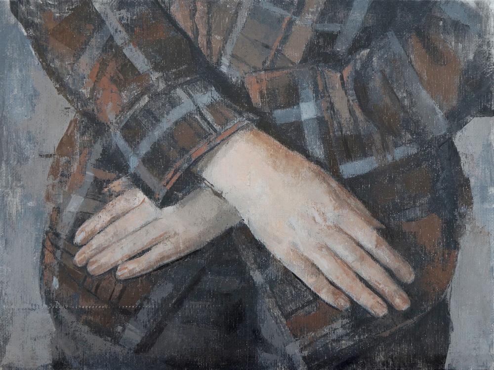 Stephen's Hands