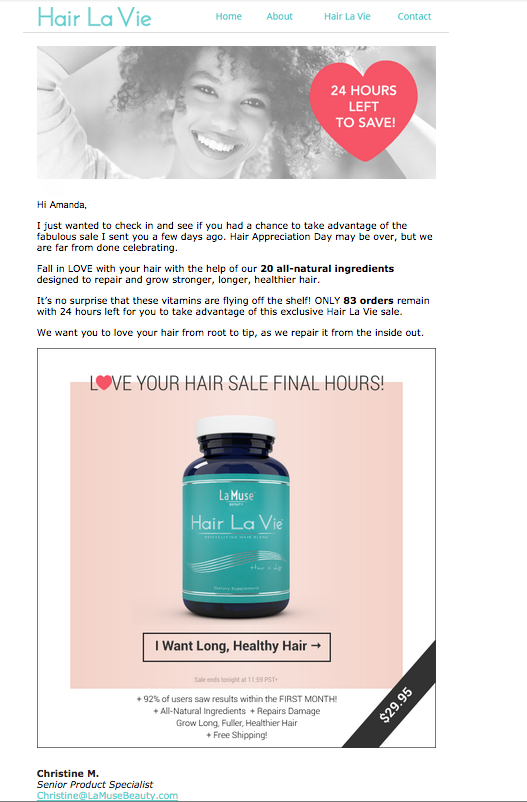 Hair La Vie Broadcasts The Mind Behind The Madness