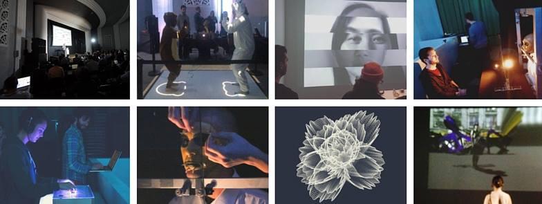 2016 Winter Creative Code Immersive Showcase