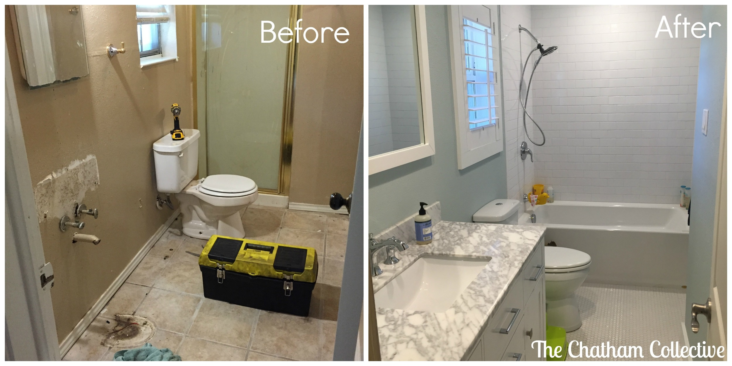 Bathroom Renovation   Part Three (THE FINALE): Vanity And Toilet  Installation, Window