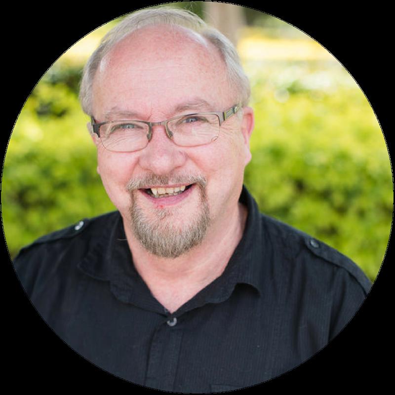 PHIL GREENBURY - Senior Pastor