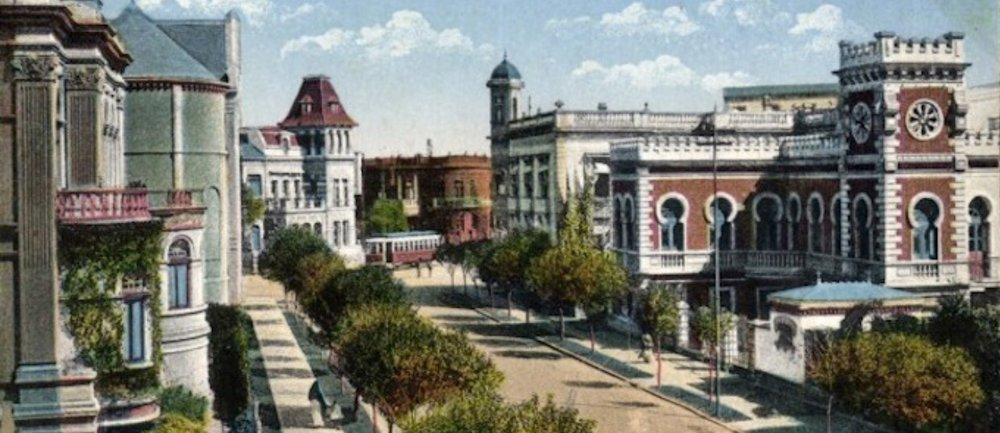 La Juárez a principios del S. XX