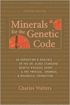 Minerals and the Genetic Code