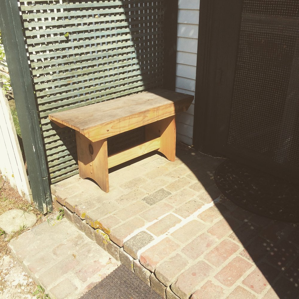 'Sconset Bench
