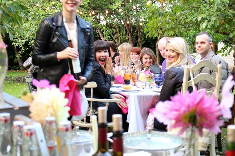 Fashion Boutique Anniversary Dinner II www.ciderpresslane.com