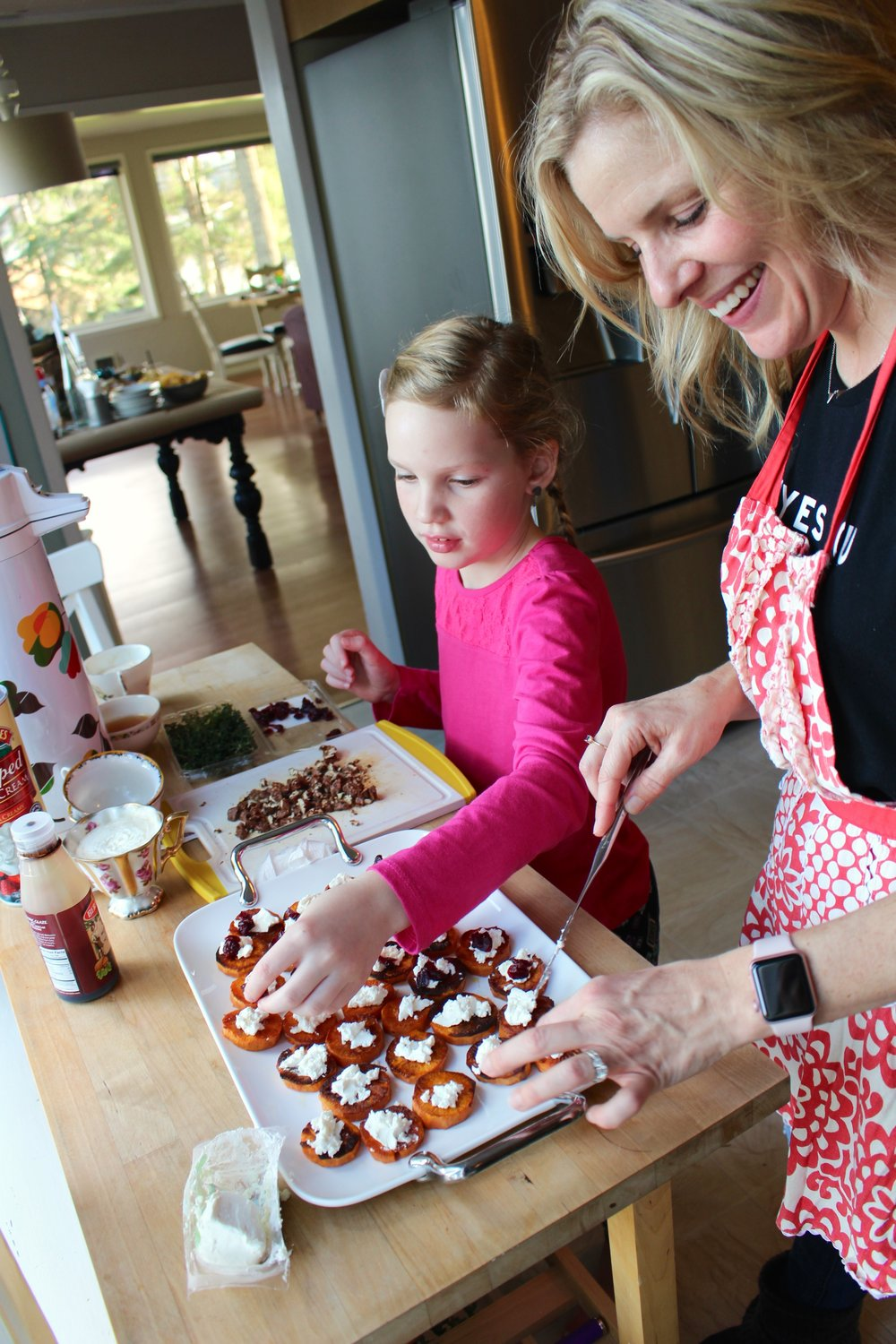 How to create a Thanksgiving Feast and have FUN!