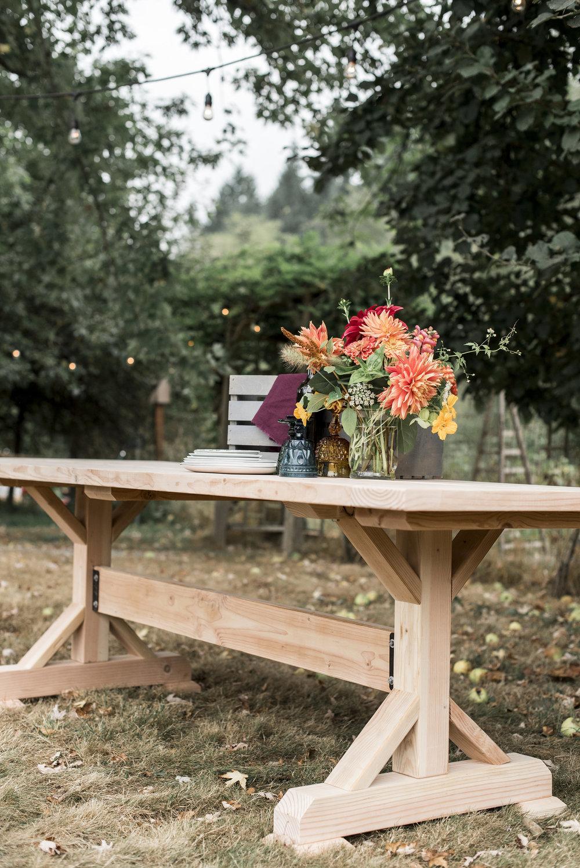 CiderPress Lane Tables