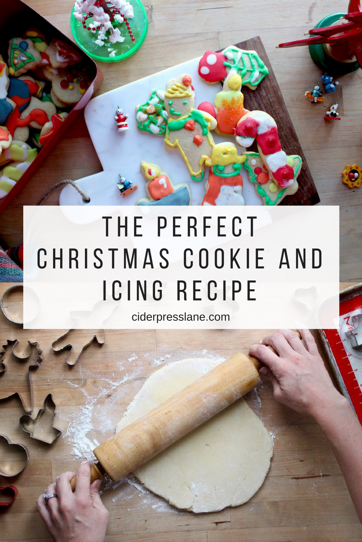 the perfect Christmas cookie and icing recipe.png