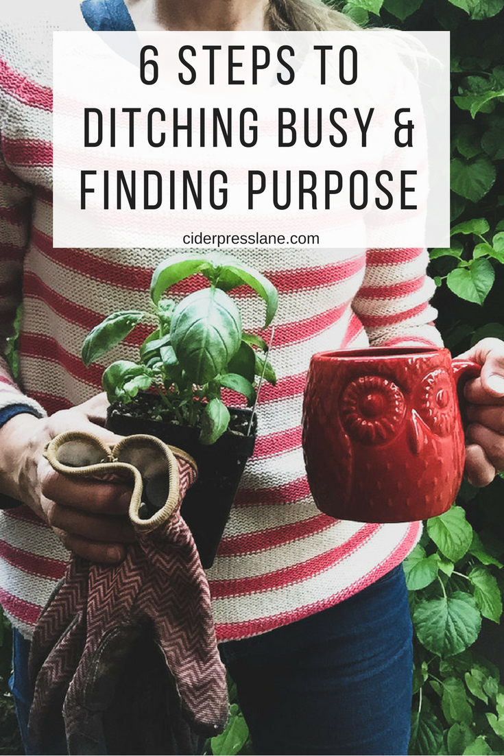 six steps to ditching busy and finding purpose.png