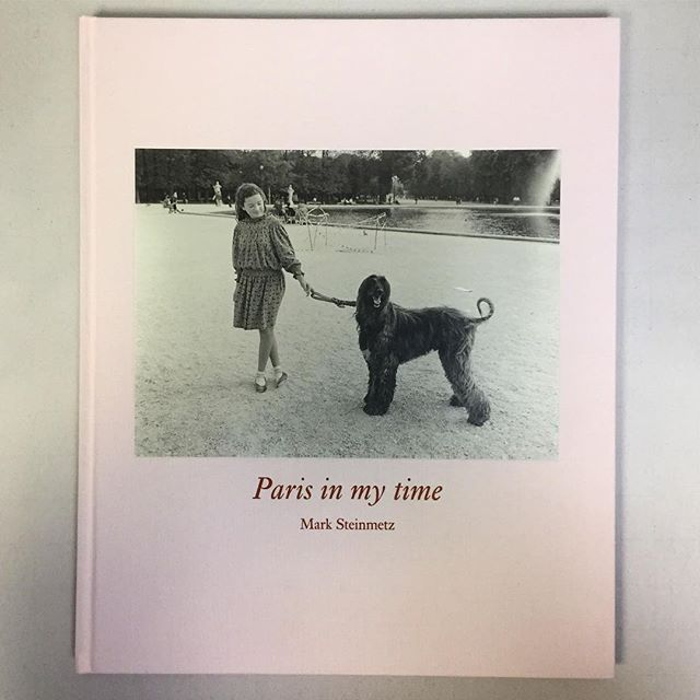 Paris in My Time. Mark Steinmetz, 2013. SIGNED. Not a book about love, but a book about Paris, which is basically a book about love. By the greatest contemporary photographer of human longing (if I might humbly suggest). Get it for your lover, they won't care that it came late. $100. Send a message to mail@beached-whale.com if you're interested! #marksteinmetz #nazraelipress  #paris #love #lamour