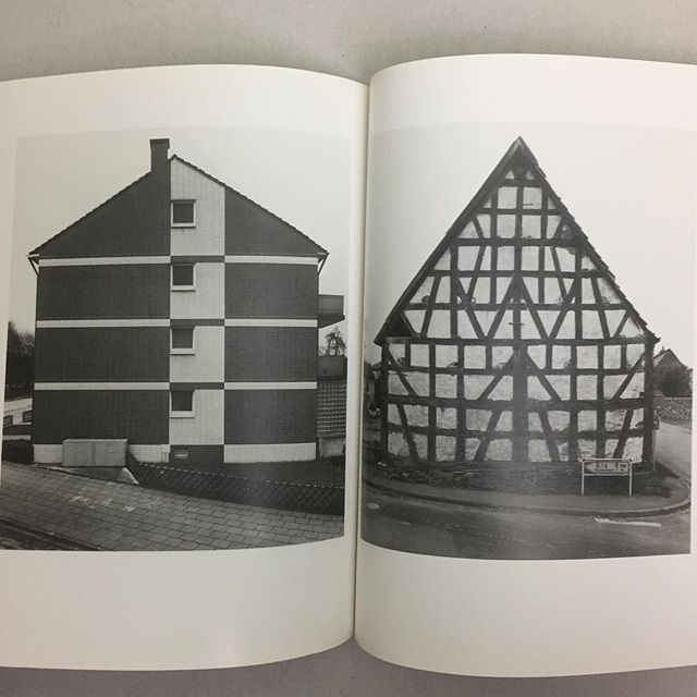 Häuser und Hallen. Bernd and Hilla Becher, 1992. Nice catalog issued featuring holdings from the artists in the Museum für Moderne Kunst. $35. Send a message to mail@beached-whale.com if you're interested! #berndhillabecher #photobookjousting