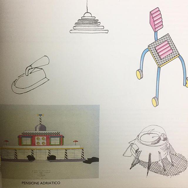 Michele De Lucchi. Michele De Lucchi, 1985. Buongiorno! Send a message to mail@beached-whale.com if you're interested. #memphis #micheledelucchi #olivetti #artemide