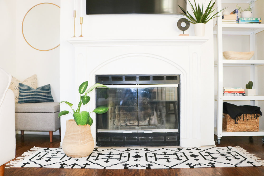 Shop My Casual Living Room | KMI Blog