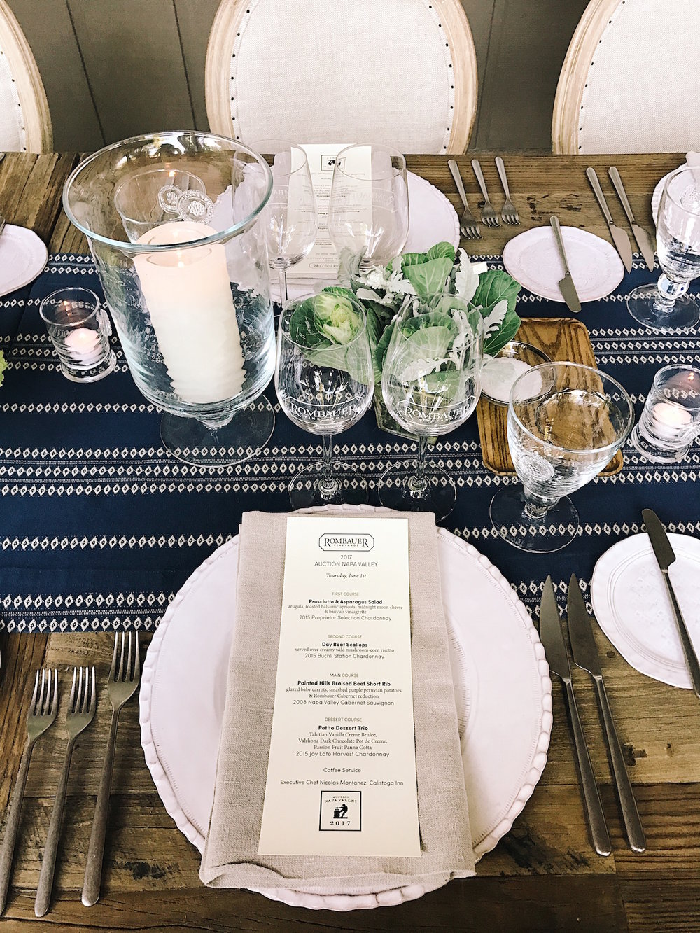 KMI Blog | A Weekend In St. Helena with Rombauer Vineyards