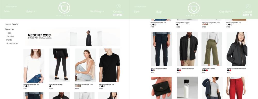 Website > New In
