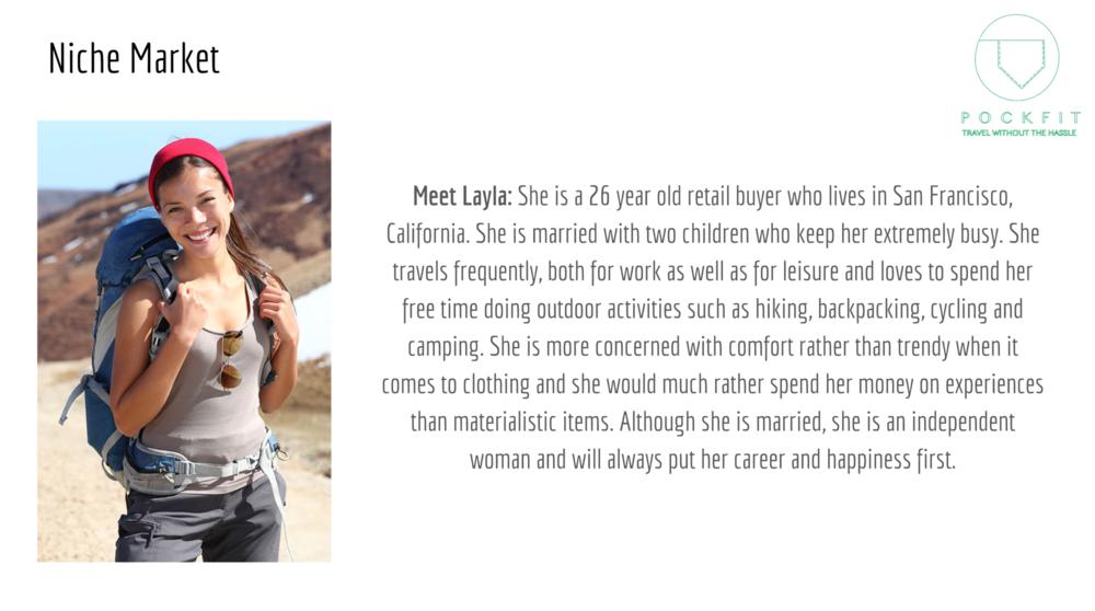 Niche Market- Meet Layla